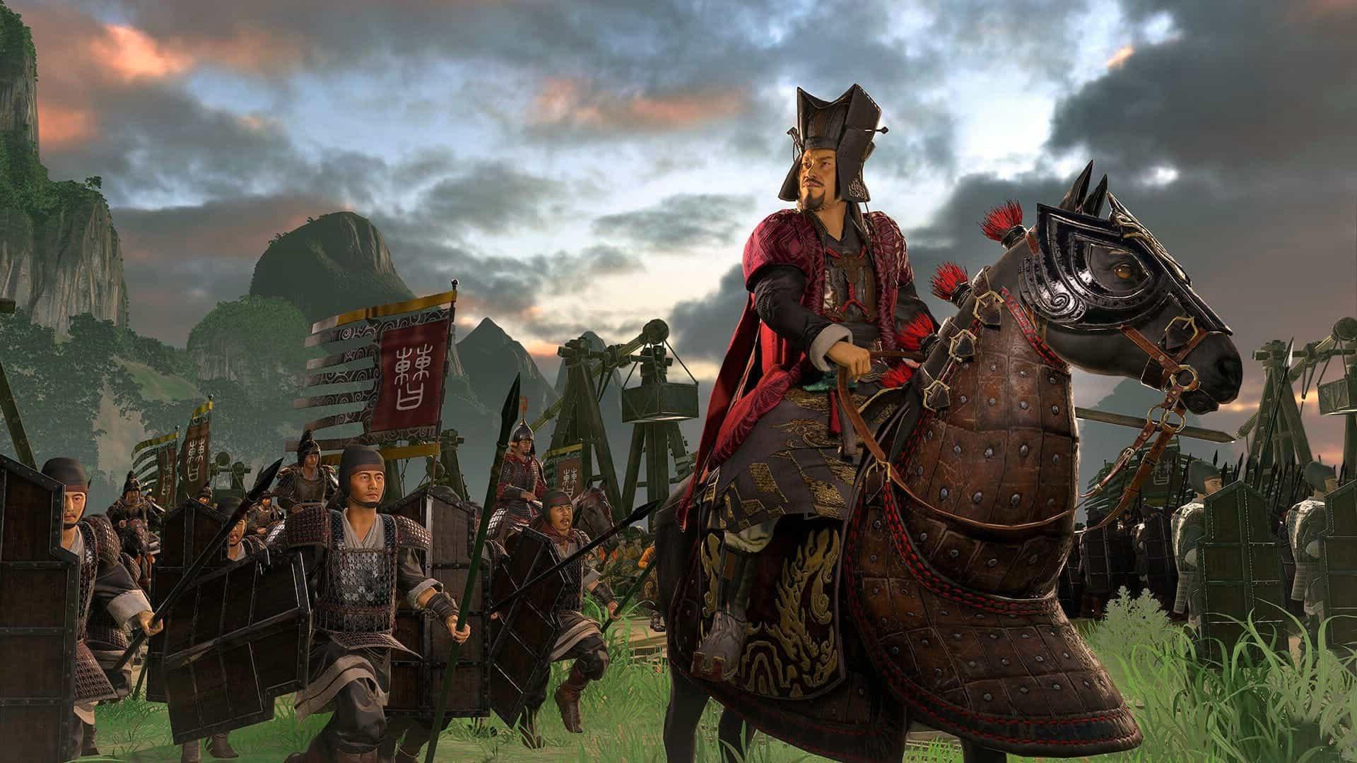 У Total War: Three Kingdoms появилась официальная поддержка