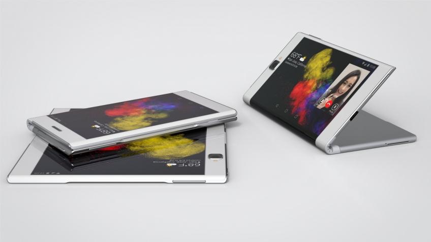 Oppo готовит собственный складной смартфон