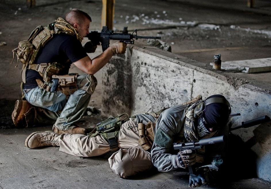 Армия США потратит $57 миллионов на виртуальный симулятор