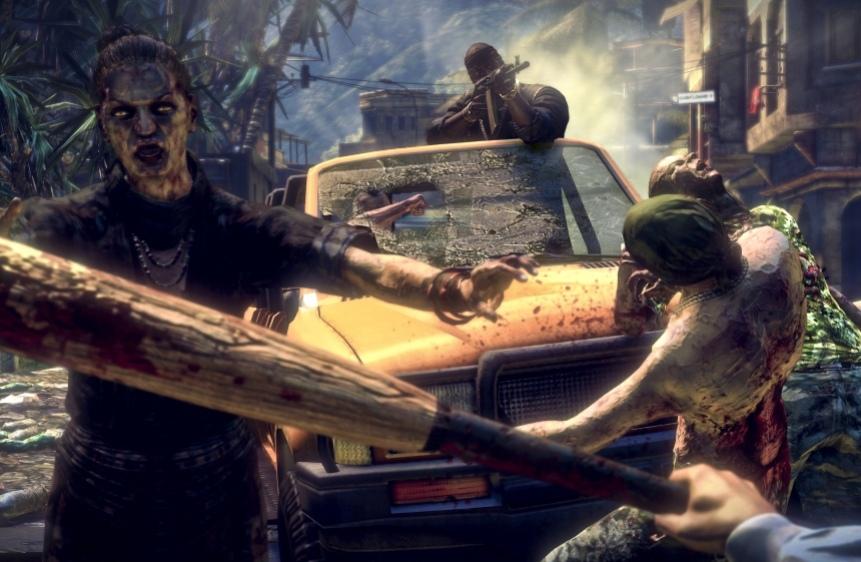 Зомби против сохранений
