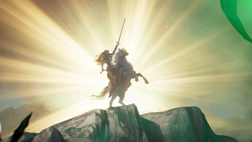 Королевская битва в жанре автошахмат по Might & Magic добралась до релиза
