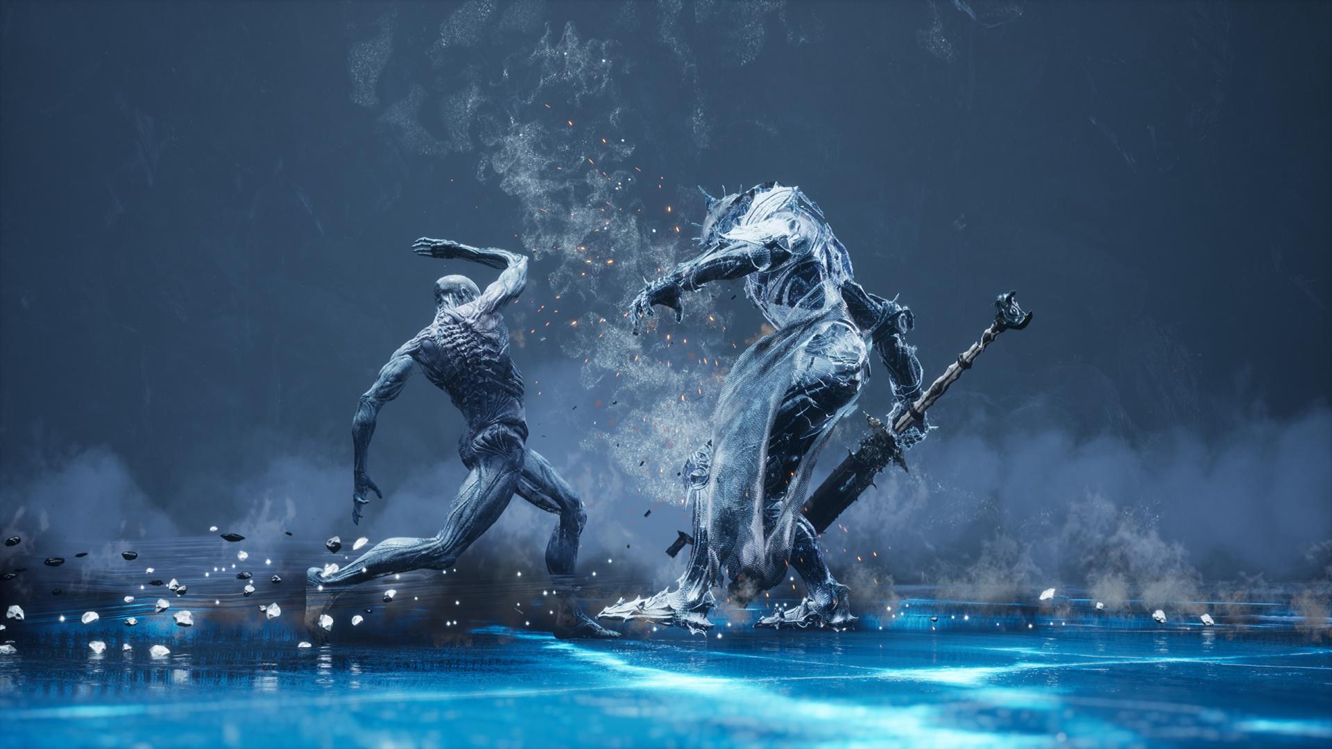 Mortal Shell перевыпустят на PS5 и Xbox Series через неделю,4 марта