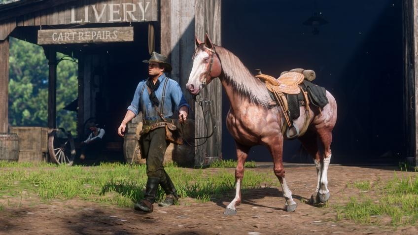 noclip: по значимости Red Dead Redemption2 может сравниться с Grand Theft Auto III