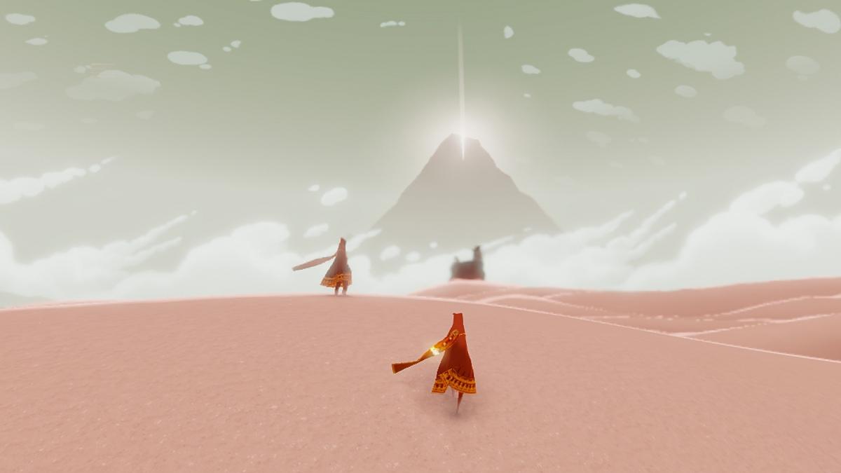 Journey может выйти на PS4 уже в июле (обновлено)