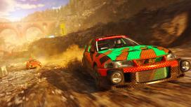 DiRT5 на PlayStation5 также будет иметь режим со 120 FPS