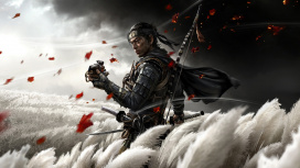 Sony опубликовала песню из оригинального саундтрека Ghost of Tsushima