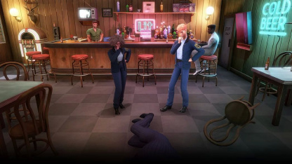Murder Mystery Machine в августе выпустят на PC и консолях
