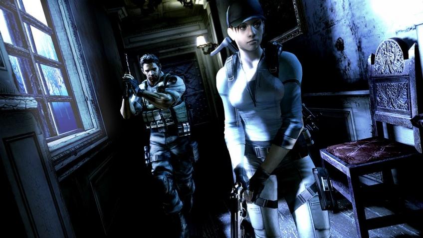 Capcom показала геймплейные кадры из обновленной Resident