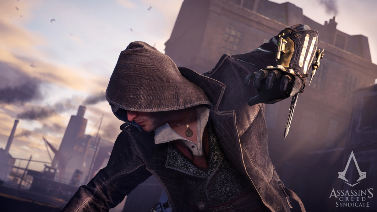 Джейкоб разбивает головы врагов под звуки бунтарской London Calling в рекламе Assassin's Creed: Syndicate