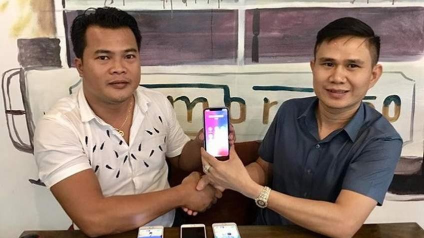 Вьетнамец продал «платиновый» номер за миллион долларов