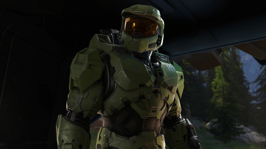 Microsoft показала8 минут геймплея Halo Infinite
