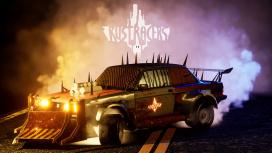 «Здесь умирает дружба»: ММО Rust Racers скоро выйдет в Steam