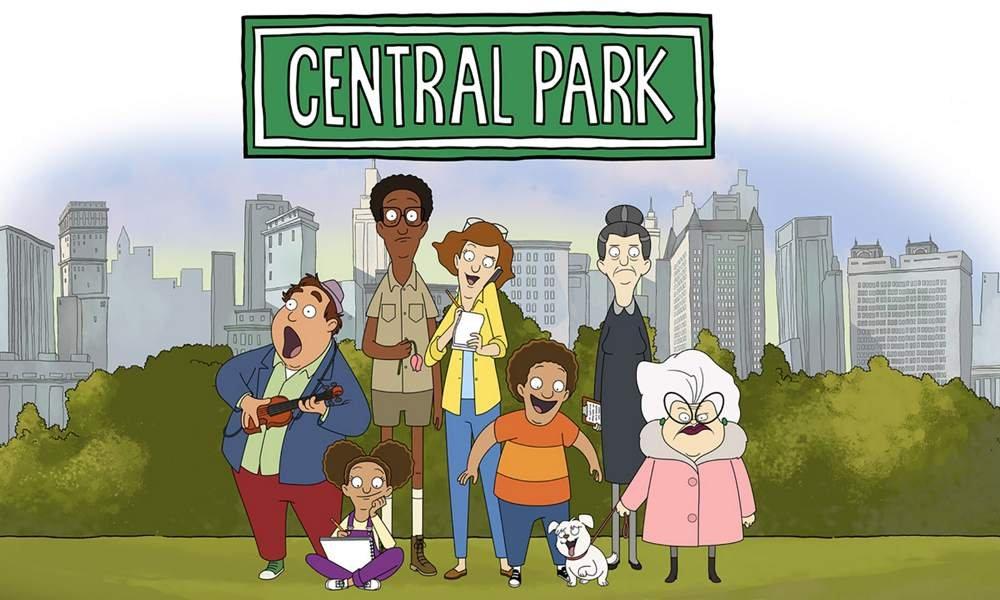 Появился трейлер анимационной комедии от Apple «Центральный парк»