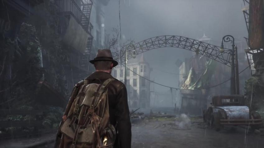 The Sinking City: динамическая погода и время суток