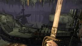 ИИ улучшил текстуры для Elder Scrolls 4: Oblivion