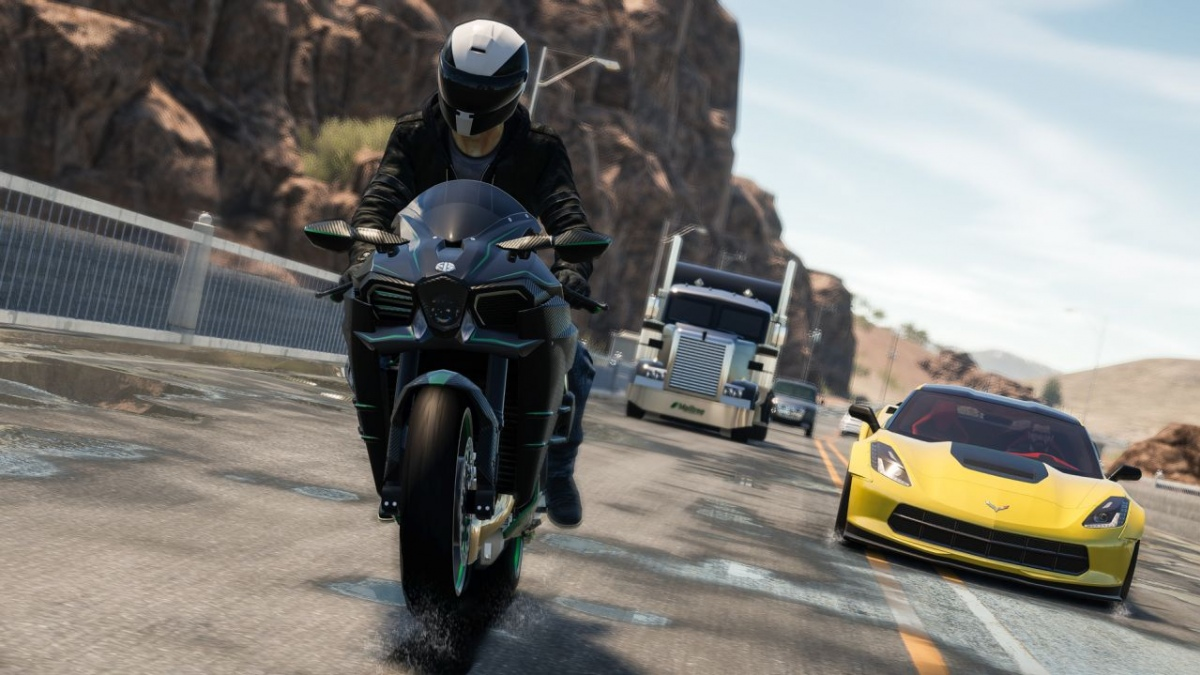 Ubisoft рассказала о Wild Run, дополнении к The Crew