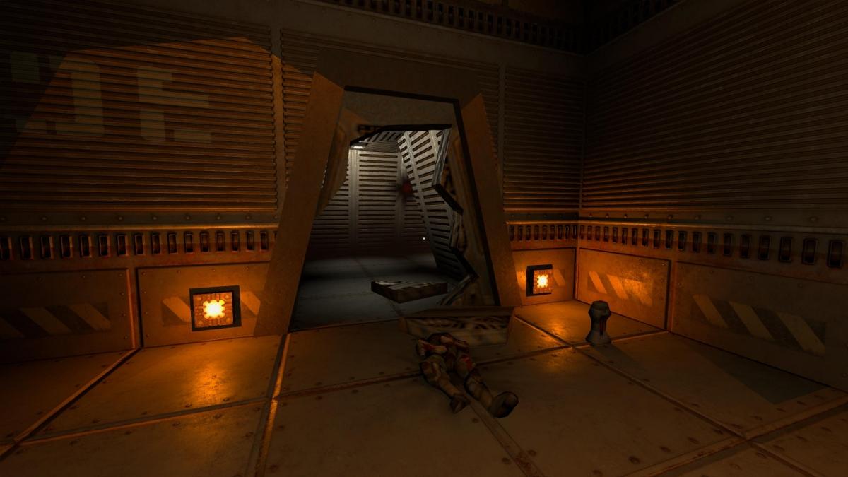Первые скриншоты мода Quake2 Retexture Project