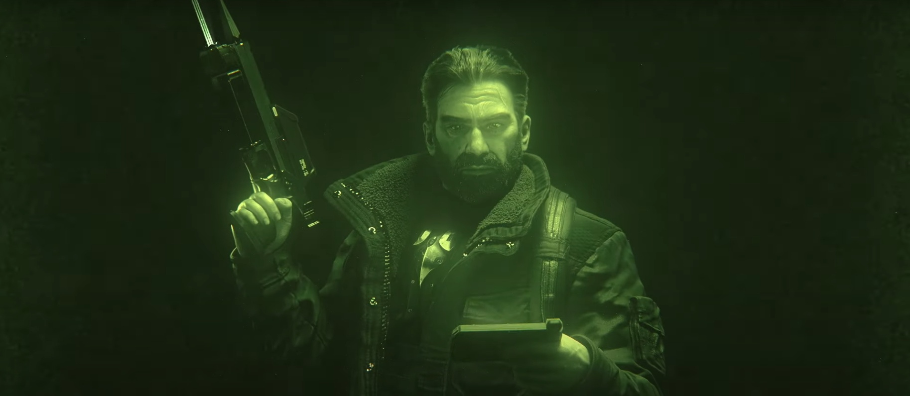 Официально: Сэм Фишер стал следующим оперативником Rainbow Six Siege