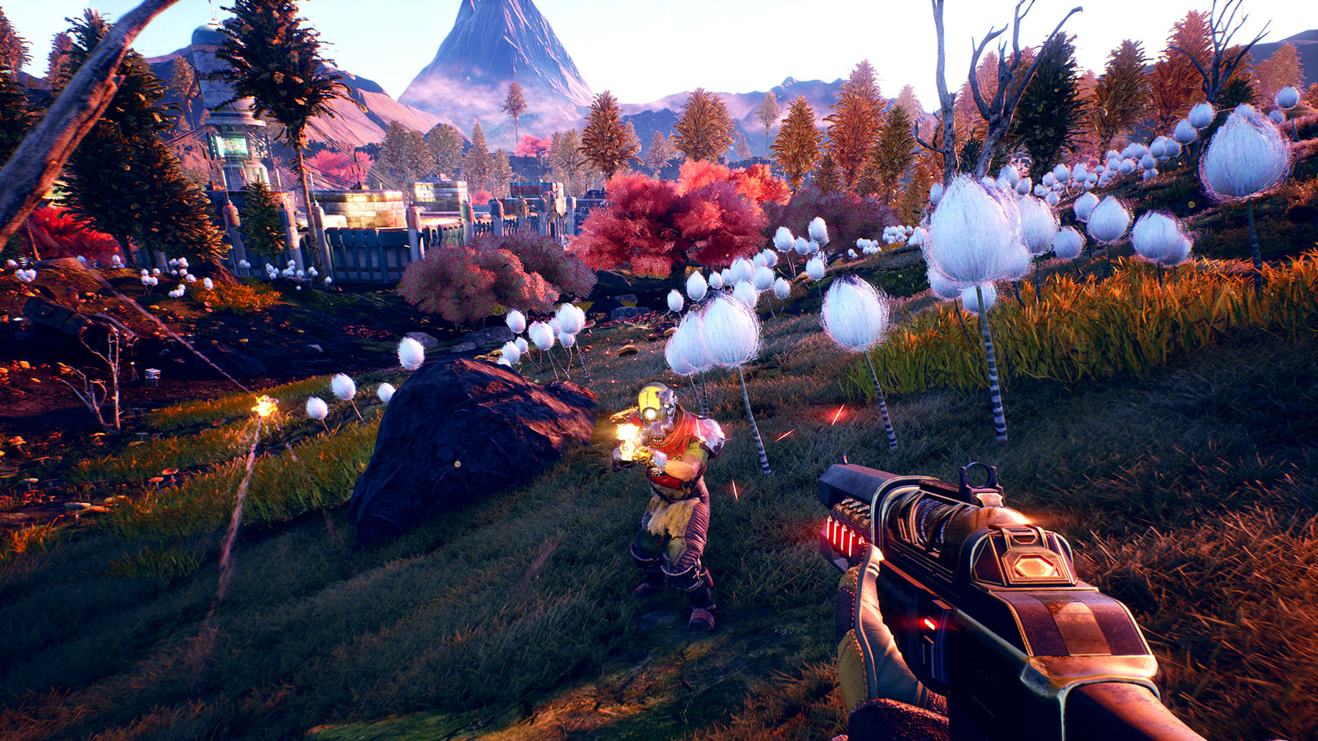 Switch-версия The Outer Worlds получит патч с улучшениями графики