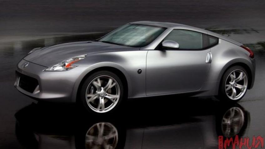 Need for Speed представляет Nissan 370Z