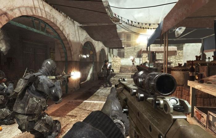 Новый мультиплеер в Modern Warfare3