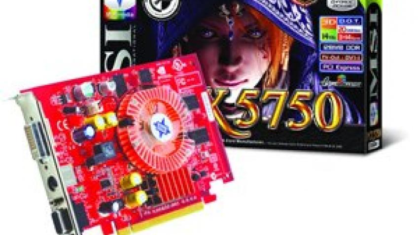 Видеокарты с PCI Express – дождались!