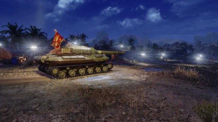 """В «Armored Warfare: Проект """"Армата""""» наступила «Арабская ночь»"""