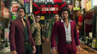 Yakuza: Like a Dragon удерживает лидерство в чарте розницы Японии