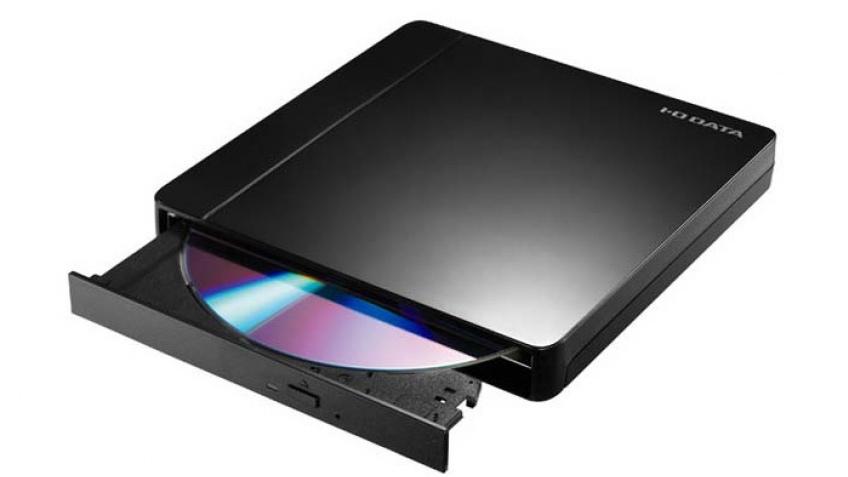Внешний оптический привод I-O Data DVRP-U8N поступил в продажу
