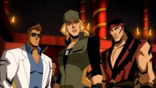 Анимационный фильм по Mortal Kombat выйдет в апреле