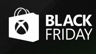 «Черная пятница» в магазине Xbox