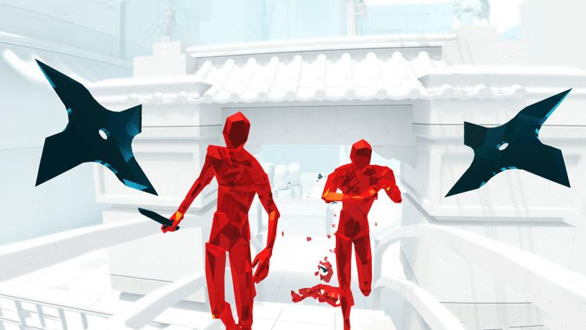 Распродажа VR-игр в PS Store: Superhot, Iron Man, L.A. Noire, Astro Bot и другие