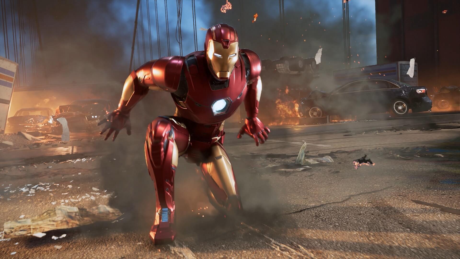 Создатели «Мстителей» рассказали, как дизайнер боевой системы God of War помогает улучшить игру