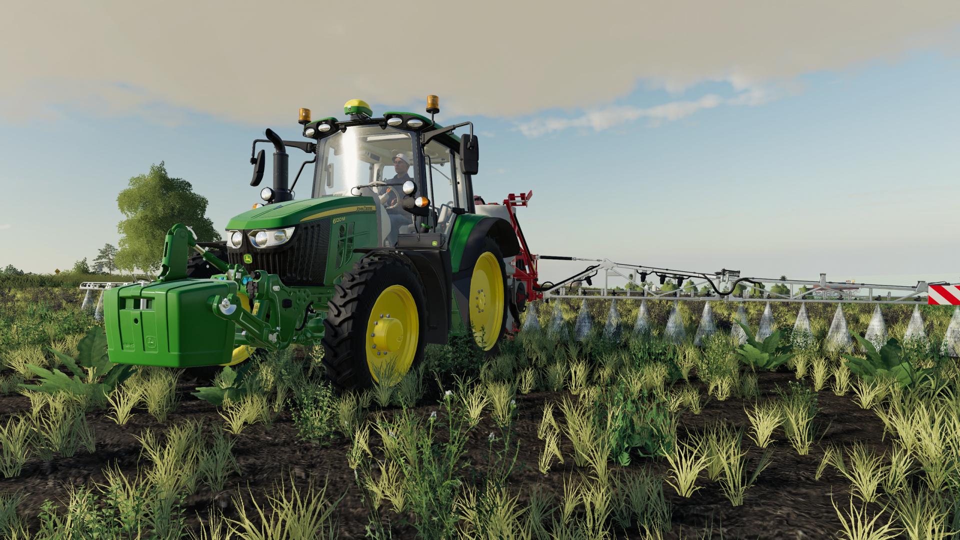 Дополнение Precision Farming к Farming Simulator19 научит отличать супесь от суглинка