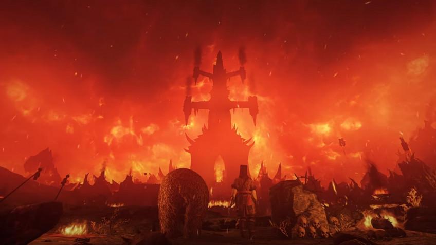 SEGA за день до премьеры выпустила синематик Total War: Warhammer III