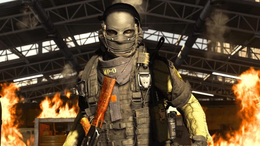 Первый сезон Call of Duty: Modern Warfare закончится11 февраля с арбалетом
