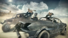 Разработчики Mad Max провели стрим по игре