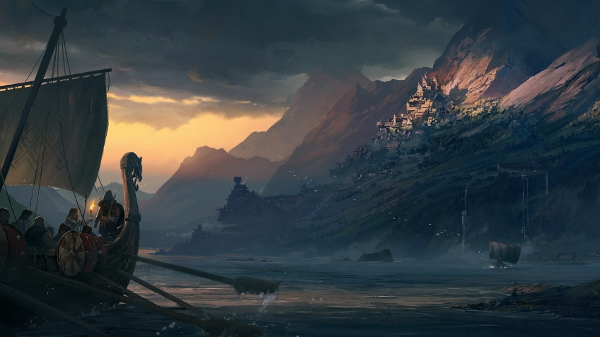 Kotaku: следующая часть Assassin's Creed выйдет в 2020 году — она про викингов