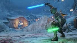 На день «Звёздных войн» в For Honor появились световые мечи