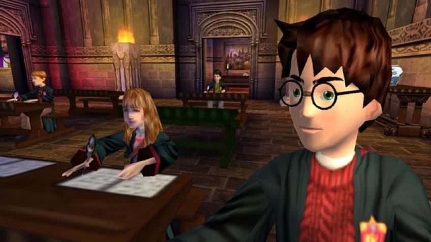 Опять Harry Potter