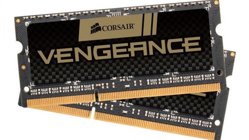 Corsair выпустила память SO-DIMM DDR3 с частотой 2133 МГц