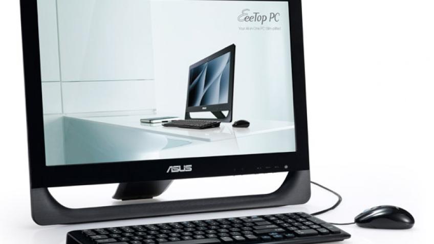 ASUS представила линейку стильных компьютеров all-in-one
