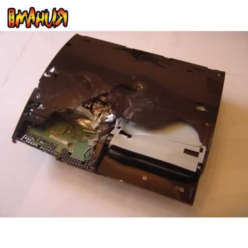 Запуск PS3: разбей мой плэйстэйшен