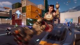 Новые кадры из Agents of Mayhem знакомят с героями игры
