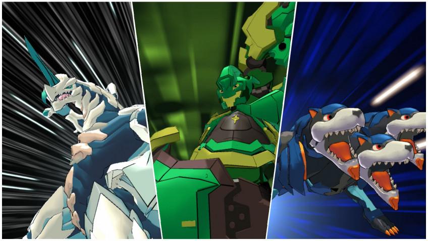 В ходе Nintendo Treehouse анонсировали игру по мотивам мультсериала «Бакуган»