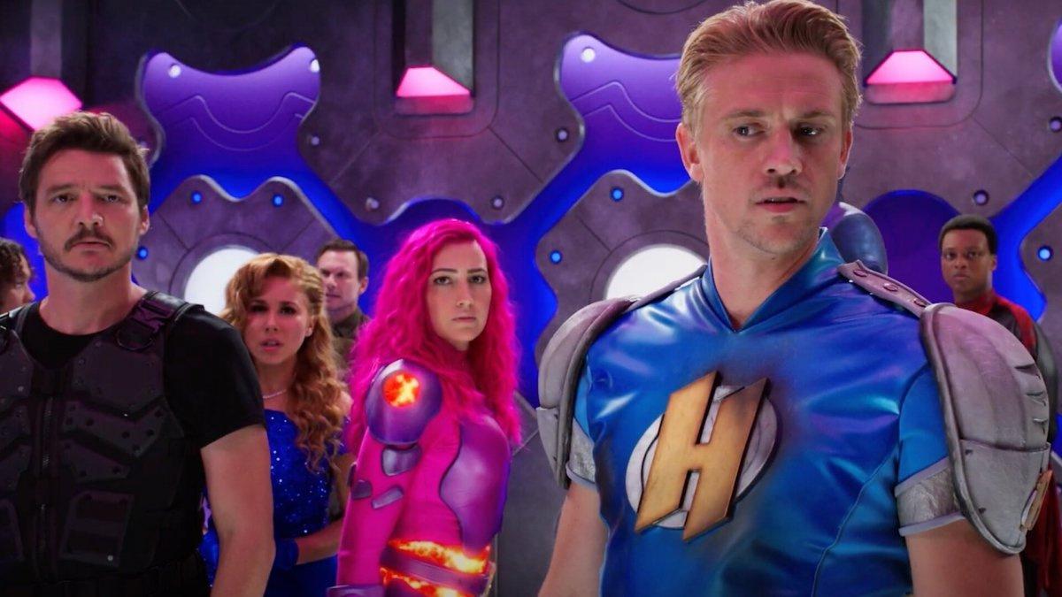 Netflix разрабатывает сиквел «Мы можем стать героями» Роберта Родригеса