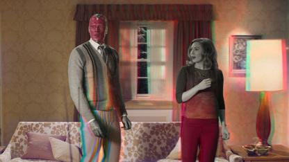 Действие «ВандаВижн» происходит сразу после событий «Мстителей: Финал»