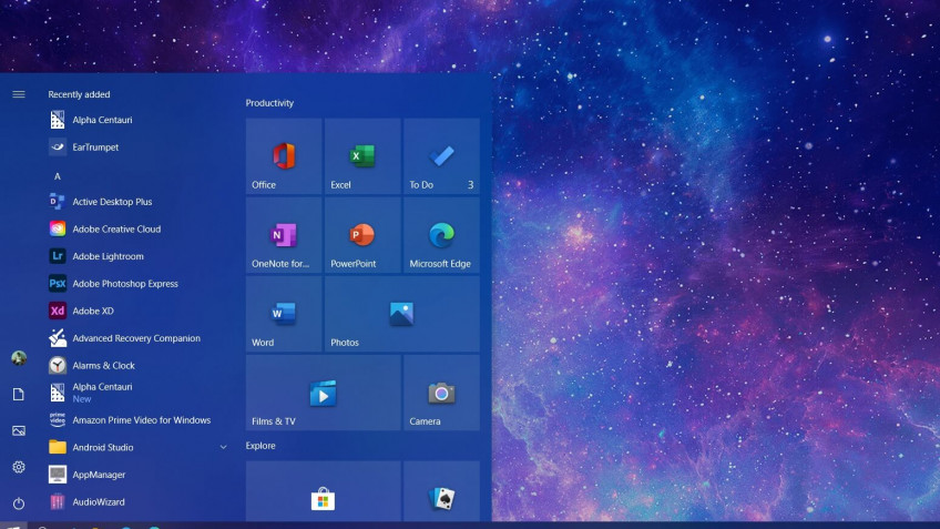 Клавиатура из Windows 10X появилась в Windows 10 — как её включить