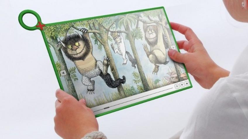 Очередной концепт бюджетного компьютера OLPC XO