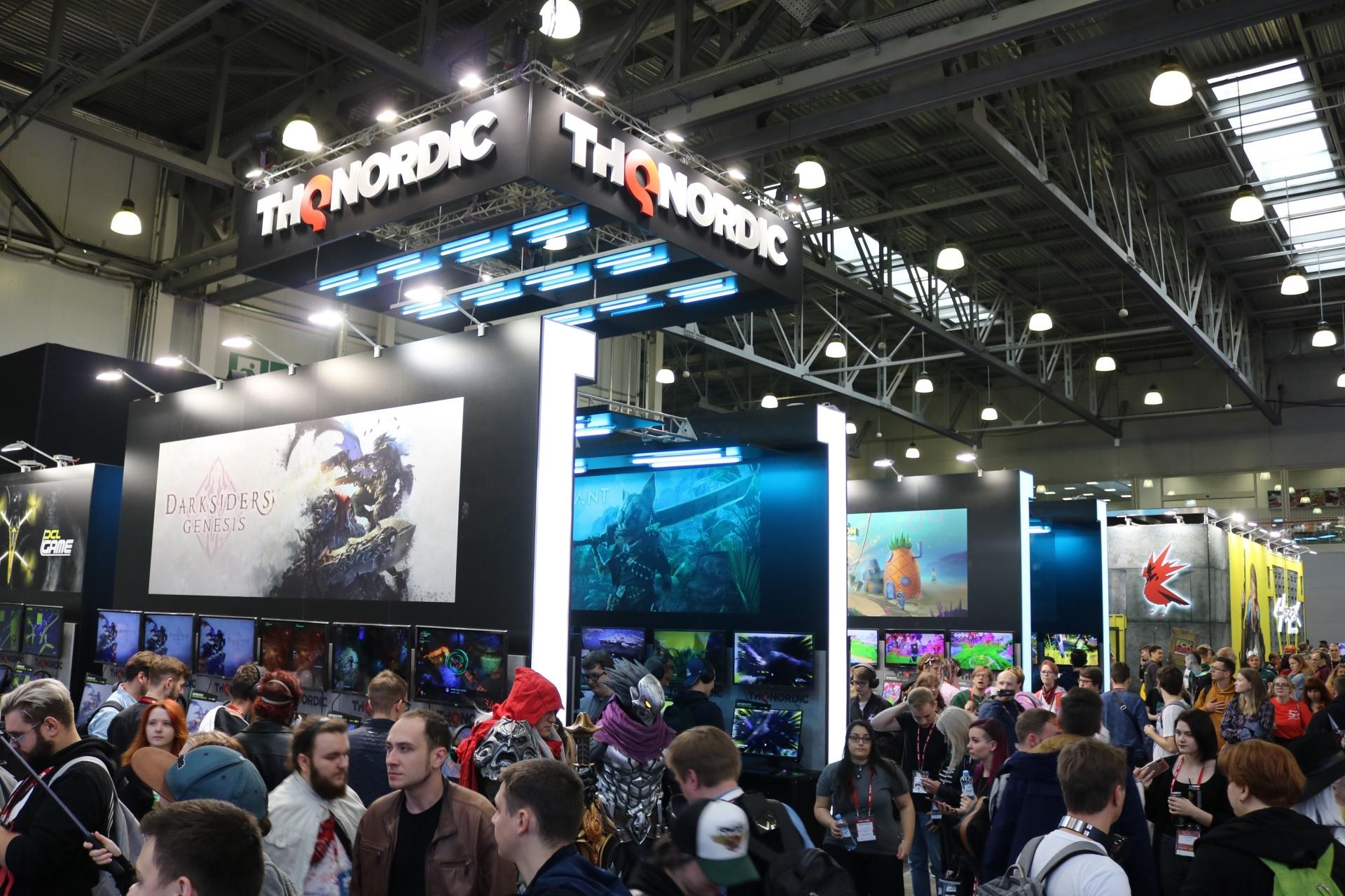 В 2020 году ИгроМир и Comic Con Russia пройдут с1 по4 октября